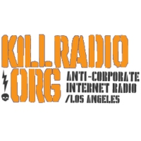 Logo of radio station Kill Radio