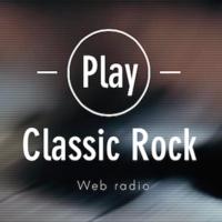 Logo of radio station Play classic Rock radio