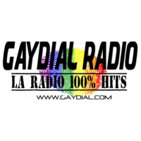 Logo of radio station Gaydial Radio