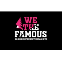 Logo de la radio We The Famous Radio