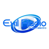 Logo of radio station Exil radio