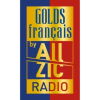 Logo of radio station Allzic Radio GOLD Français