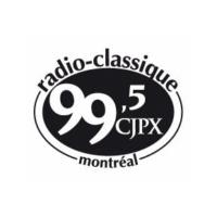 Logo of radio station Radio-Classique 99.5 CJPX