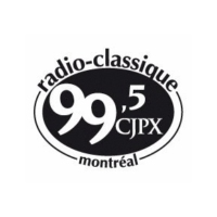 Logo de la radio Radio-Classique 99.5 CJPX