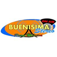 Logo of radio station Buenisima Stereo
