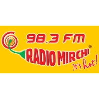 Logo of radio station Radio Mirchi