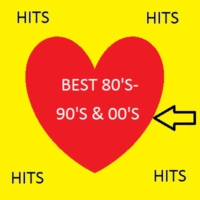Logo de la radio Best 80's & 90's Hits