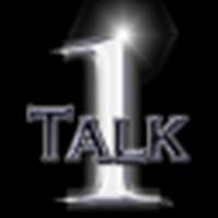 Logo of radio station CrystalOne Talk