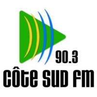 Logo of radio station Côte Sud FM