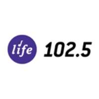 Logo of radio station WNWC Life 102.5