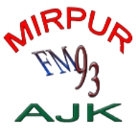 Logo of radio station Radio AJK FM93