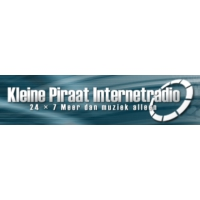 Logo of radio station Kleine Piraat Internetradio