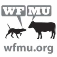 Logo of radio station WFMU