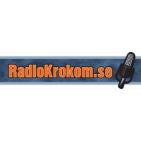 Logo of radio station Radio Krokom