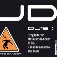 Logo of radio station Ultimate Dancer