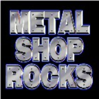 Logo de la radio METAL SHOP