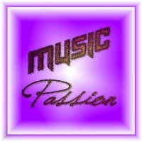 Logo of radio station Music Passion