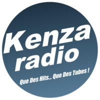 Logo of radio station Kenza Radio