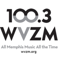 Logo of radio station WVZM 100.3 FM