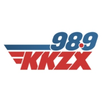 Logo of radio station 98.9 KKZX