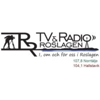 Logo of radio station Radio Roslagen