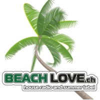 Logo of radio station Beach Love