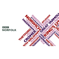 Logo of radio station BBC Radio - Norfolk