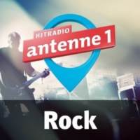 Logo de la radio antenne 1 Rock