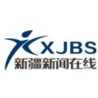 Logo of radio station Xinjiang Uighur News Radio