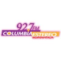 Logo de la radio Radio Columbia Estereo 92.7 FM