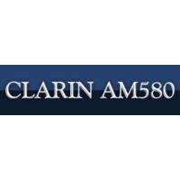 Logo of radio station Radio Clarin 580 AM