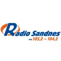Logo of radio station Radio Sandnes