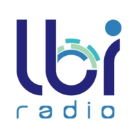 Logo of radio station LBI Radio