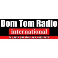 Logo of radio station Dom Tom Radio International