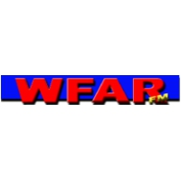 Logo of radio station WFAR 98.1 FM