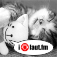 Logo of radio station Laute fm Bassrevolution