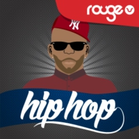 Logo of radio station Rouge Hip Hop