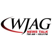 Logo of radio station WJAG 780