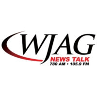 Logo of radio station WJAG 780