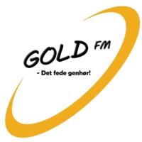 Logo of radio station GoldFM 107.8 FM