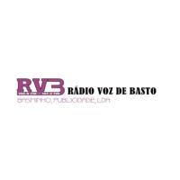 Logo of radio station Rádio Voz de Basto