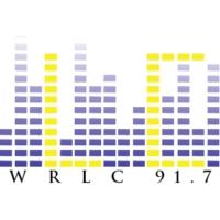 Logo of radio station WRLC 91.7FM