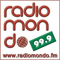 Logo of radio station Radiomondo Rieti