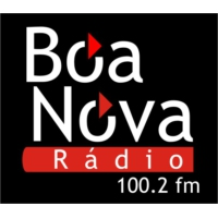 Logo of radio station Rádio Boa Nova