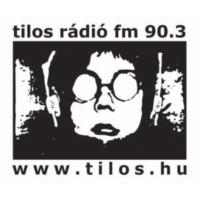 Logo of radio station Tilos Rádió 90.3