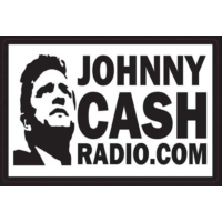 Logo of radio station Johnny Cash Radio