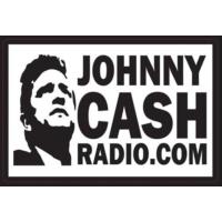 Logo of radio station Johnny Cash Radio