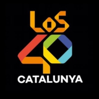 Logo of radio station LOS40 Catalunya