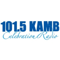 Logo of radio station KAMB Celebration Radio 101.5