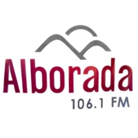 Logo of radio station Radio Alborada